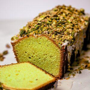 Avacado Pistachio Cake