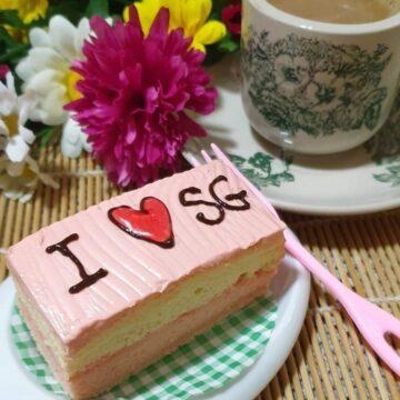 Old School Buttercream Cake
